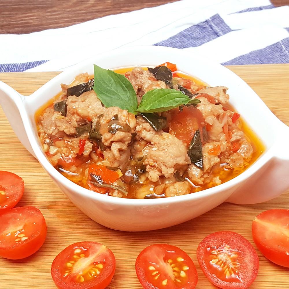 泰式打拋豬肉醬(160g/包)X15包-(免運)